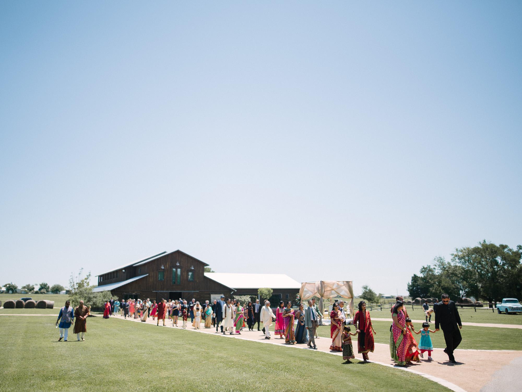 Austin Texas Lone Oak Barn Wedding Ceremony Reception Photographer