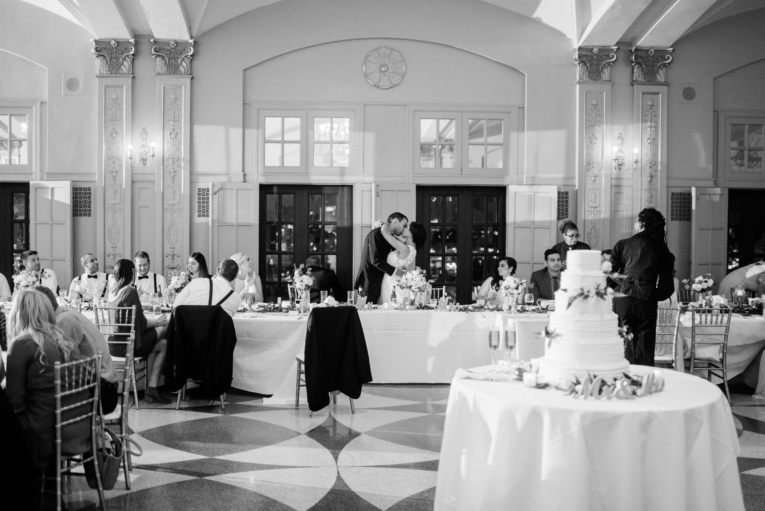Redemptorist Church, President Hotel Wedding Ceremony and Reception