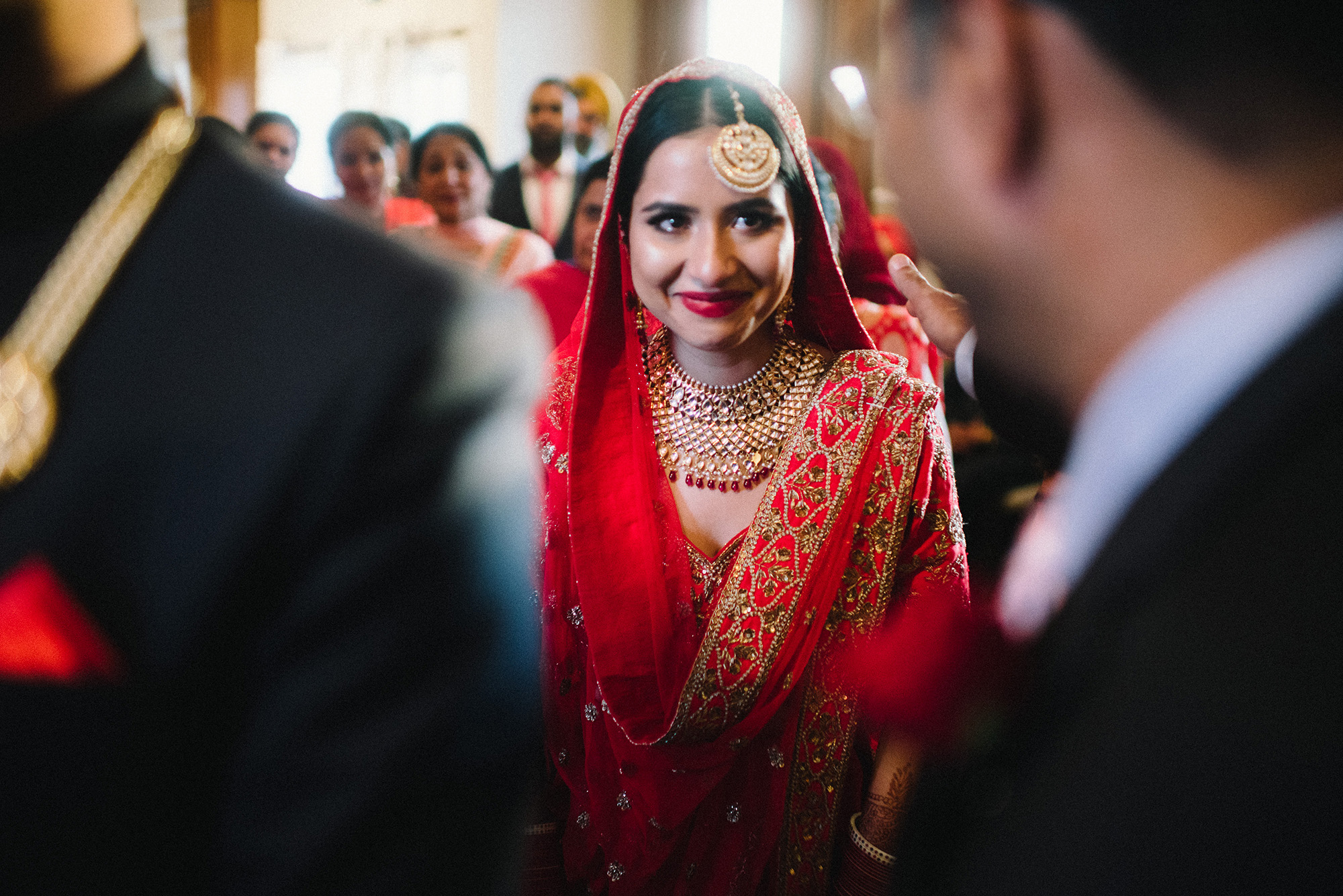 Shawnee Mission Park Sikh Indian Wedding Photographs