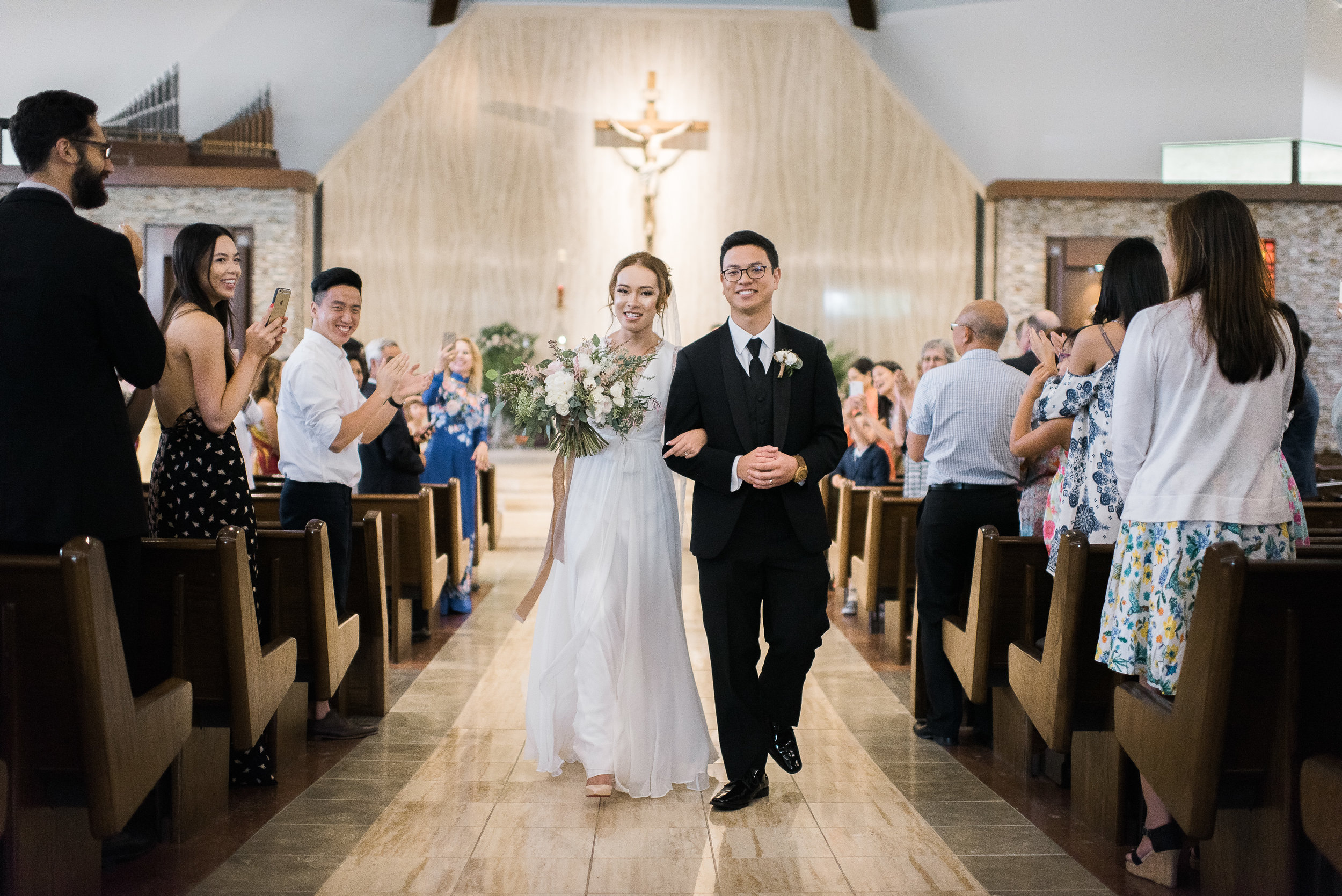 Kansas City Vietnamese Wedding Photographer – An & Myleen