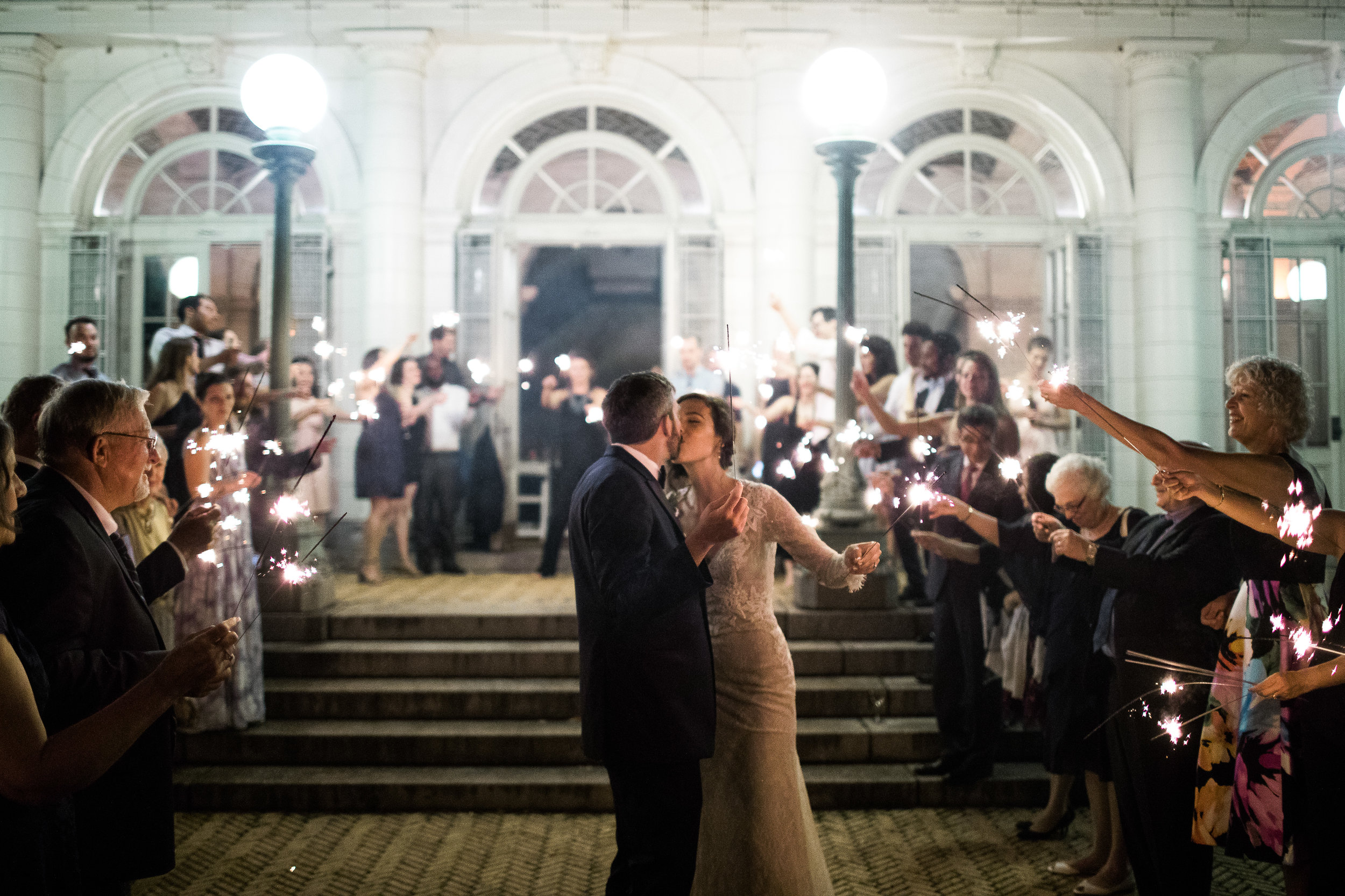 Nate Buffaloe Laura Snavely Rusty Wright Brooklyn Wedding Photographer