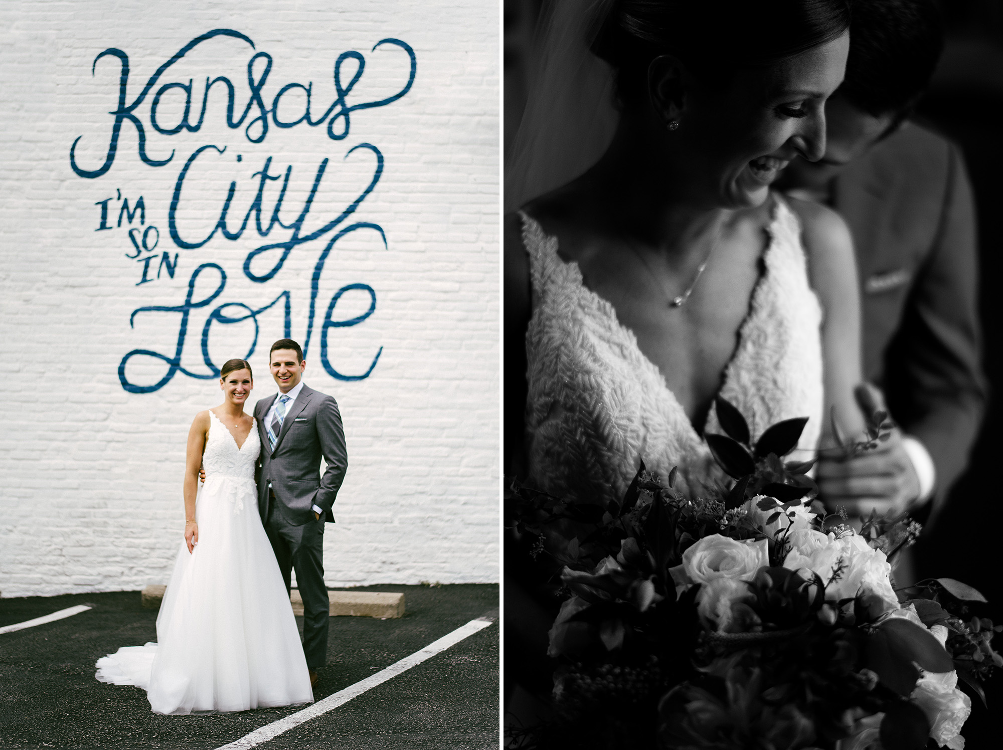 Kansas City Wedding Photographer Rusty Wright