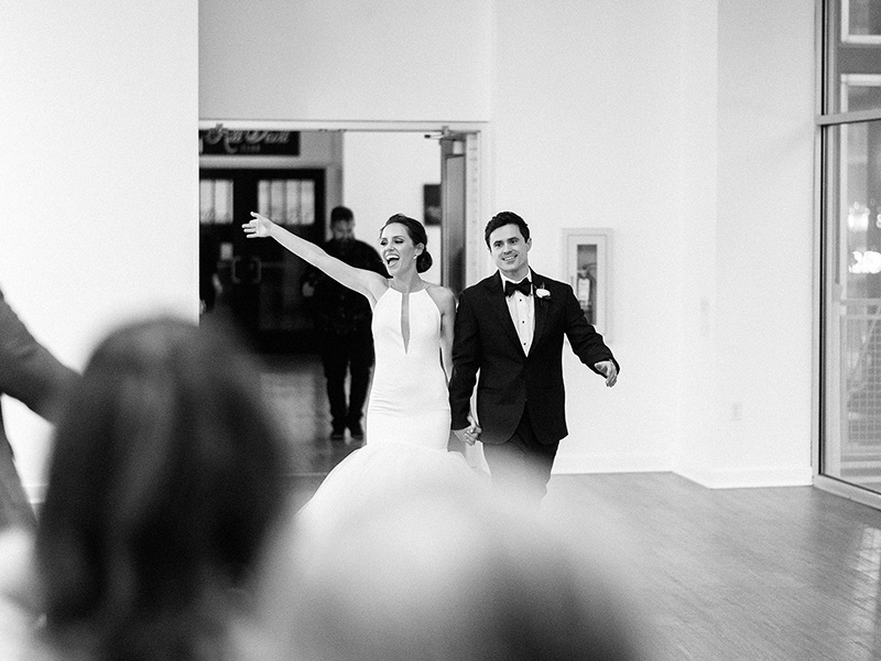Anthony & Kelsey Altomare Rusty Wright Our Lady of Sorrows the Gallery Event Space Wedding Ceremony & Reception