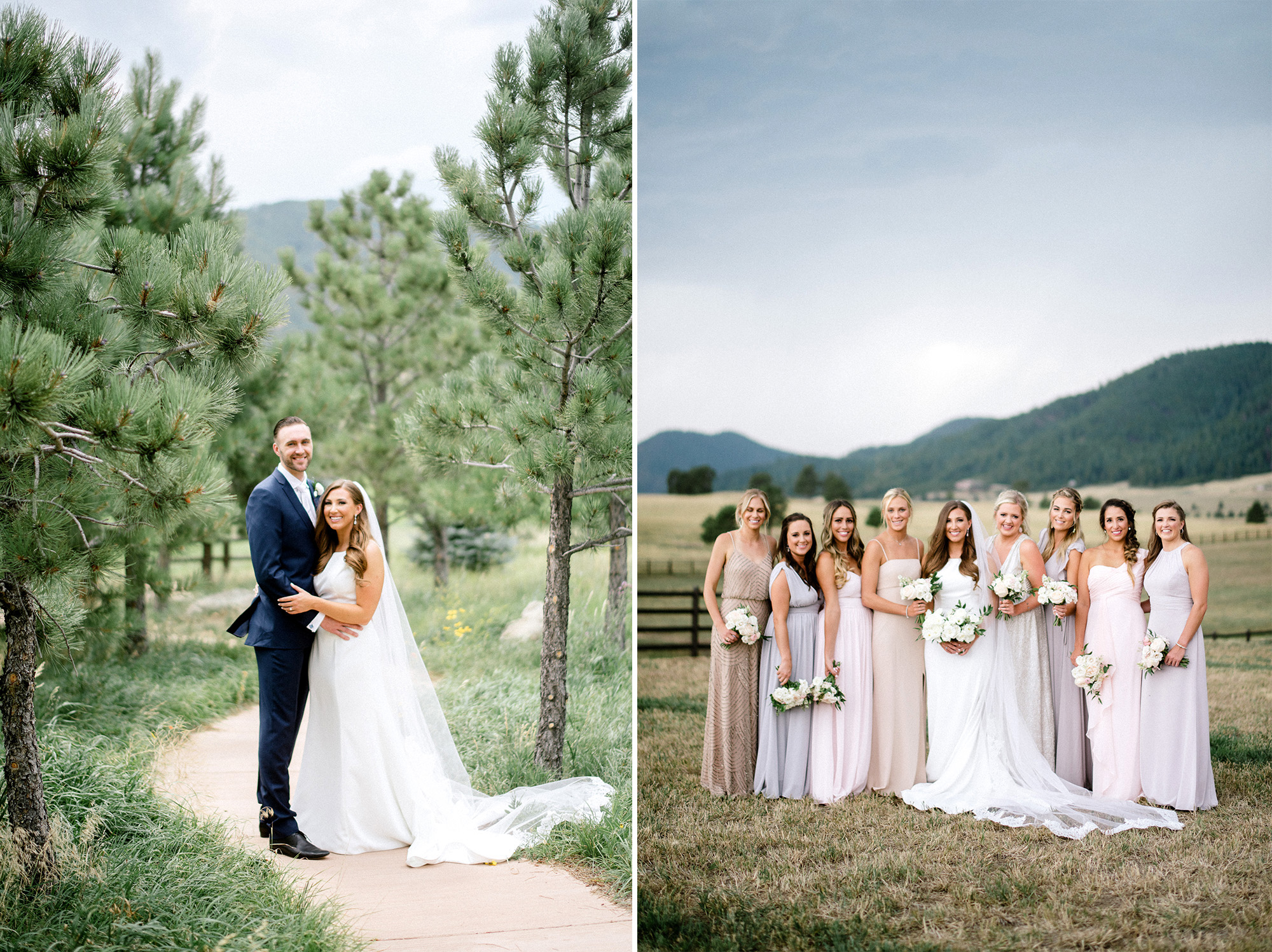 Colorado Springs Creative Documentary Photojournalist Spruce Mountain Ranch Wedding Photographer
