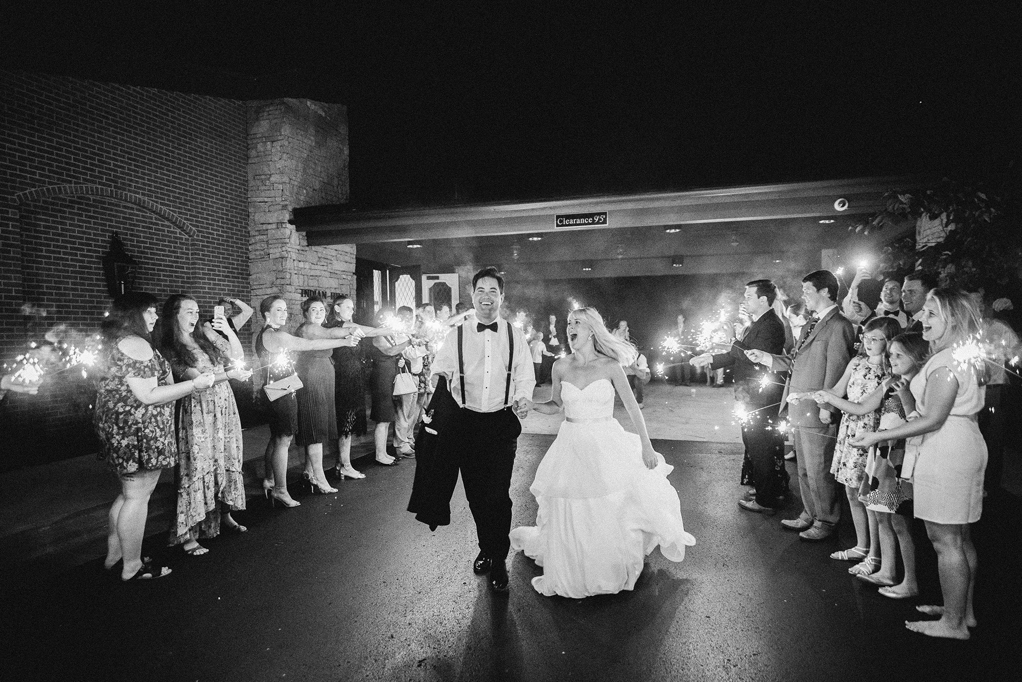 Kansas City Creative Wedding Photographer Rusty Wright