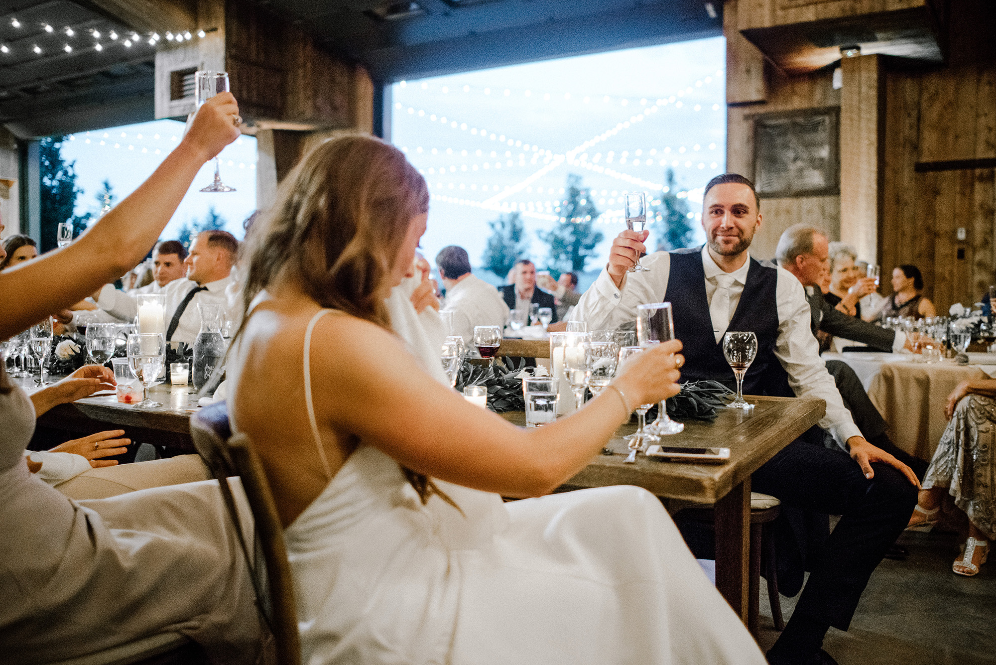 Larkspur Colorado Spruce Mountain Ranch Events Wedding Ceremony Reception Photographer