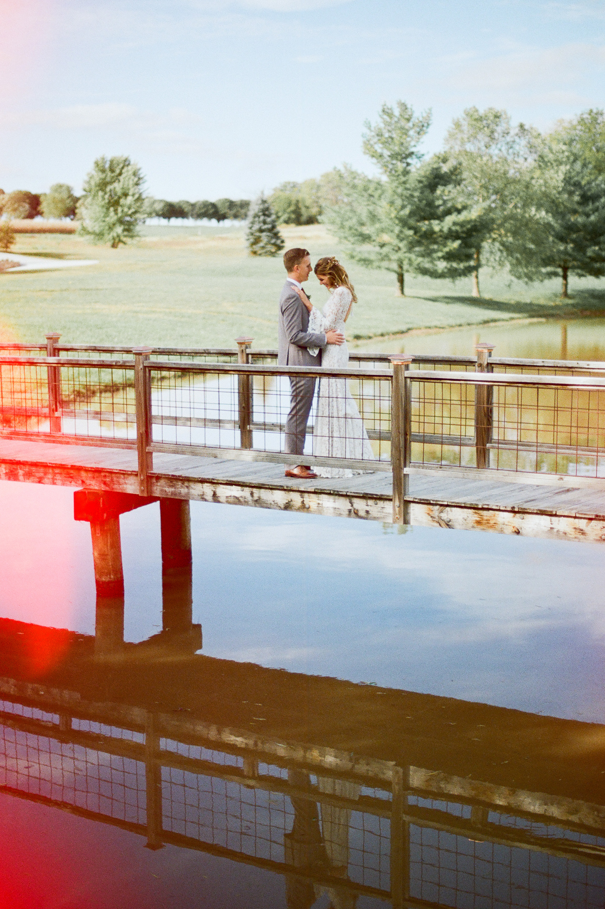 Fresh Air Farm Kansas City Wedding Photographer