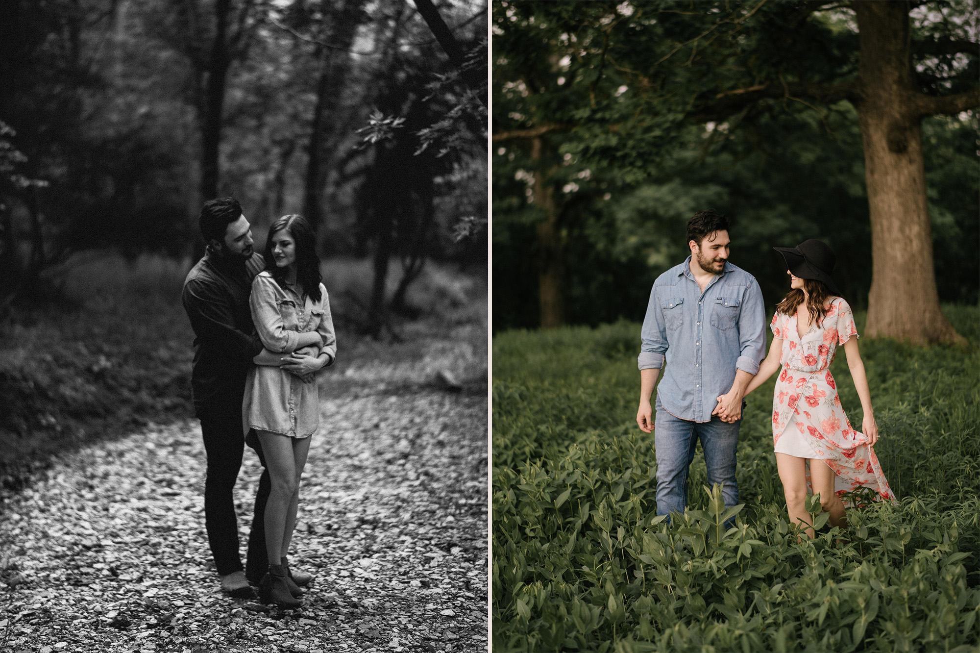 Kansas City Engagement and Wedding Photographer Rusty Wright Zach Eaton Sara Albrecht