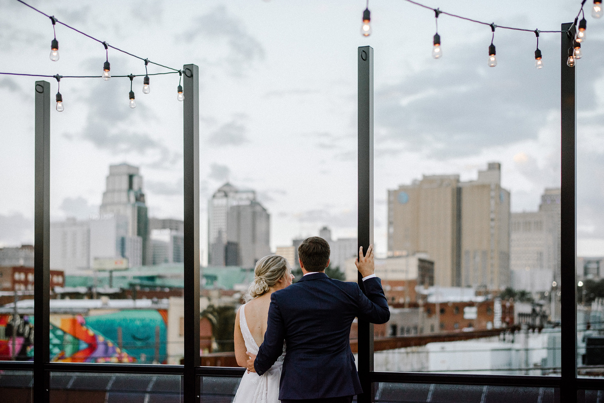 Kansas City Wedding Photographer The Abbott Venue