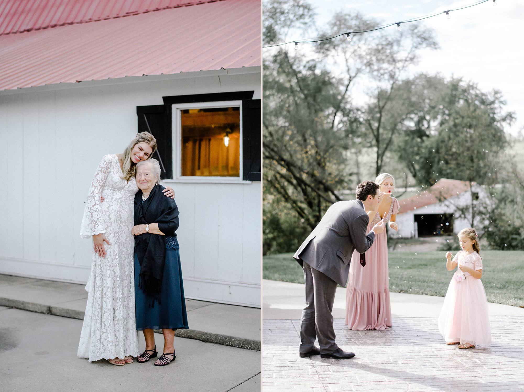Kansas City Wedding Photographer Fresh Air Farm Ceremony Reception Venue