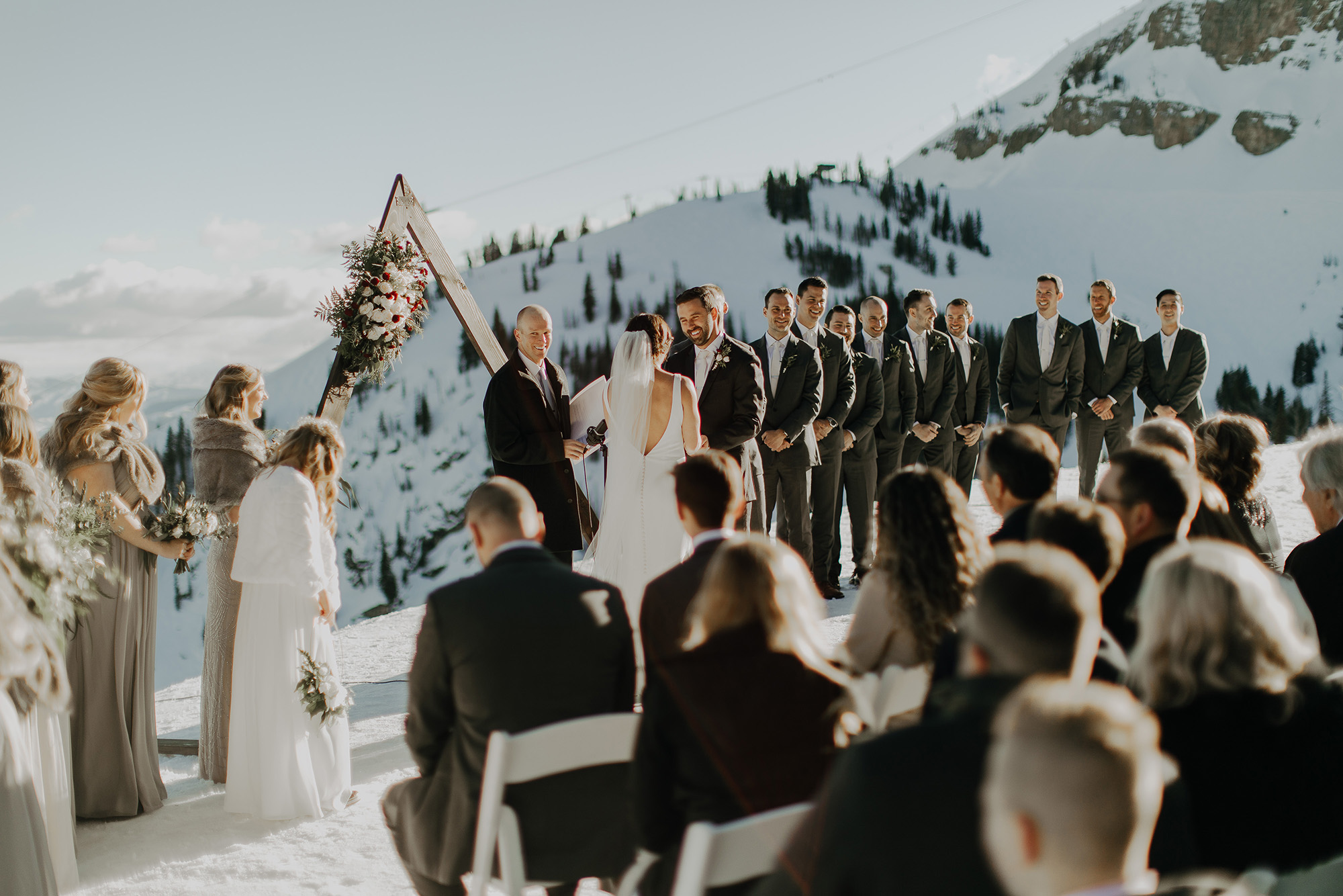 Trey Norris Andrea Geubelle Jackson Hole Wyoming Wedding Photographer
