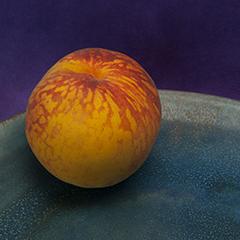 Orange 1 (Mango peach, left)
