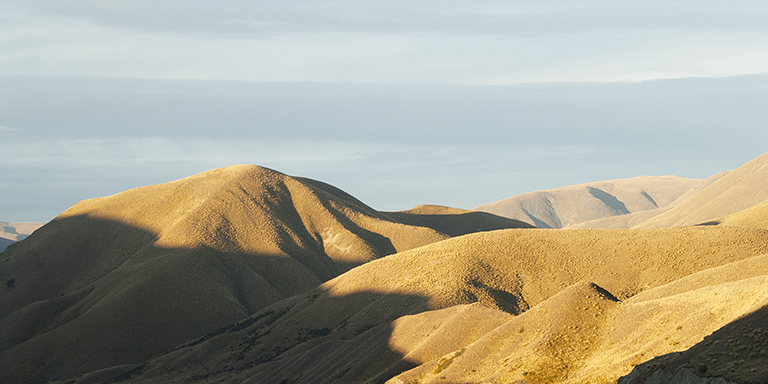 Long View 1 (New Zealand Winter)