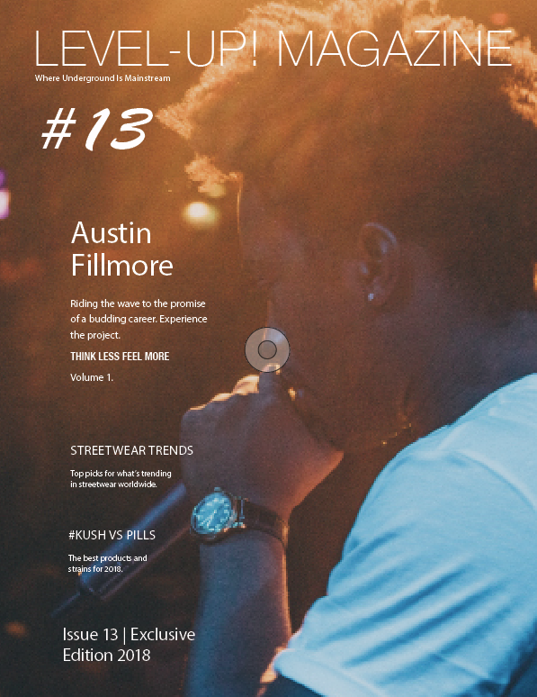 Iss 13. Austin Fillmore