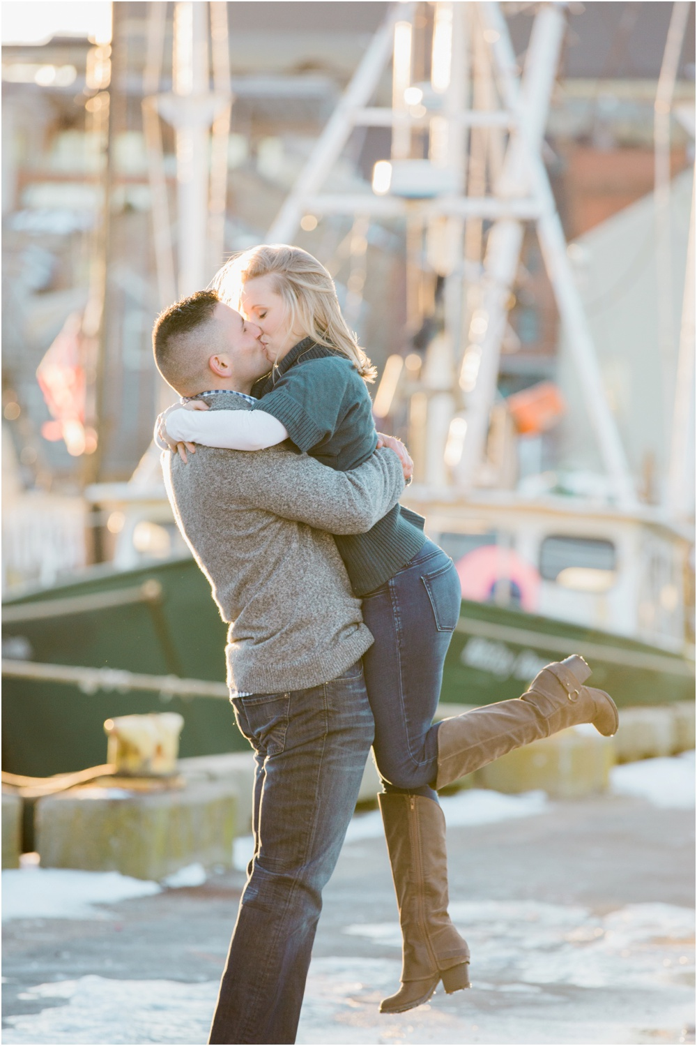 New Bedford Engagement Photos 002
