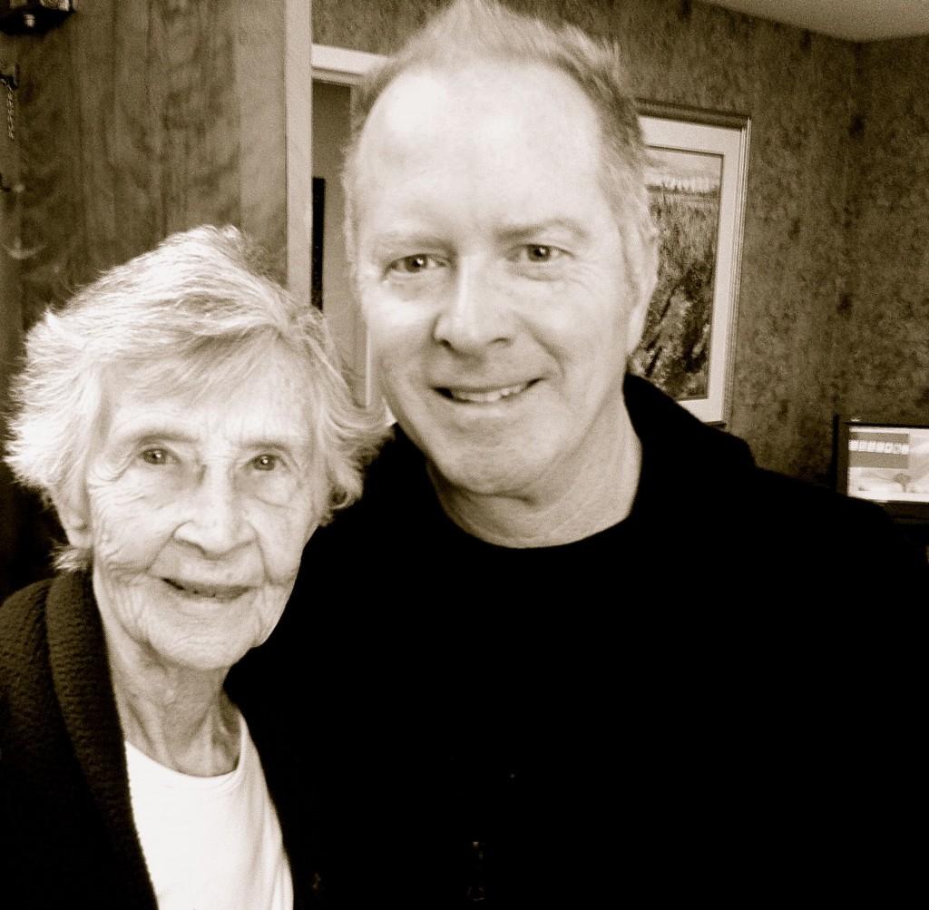 Hazel and Mark Cawley