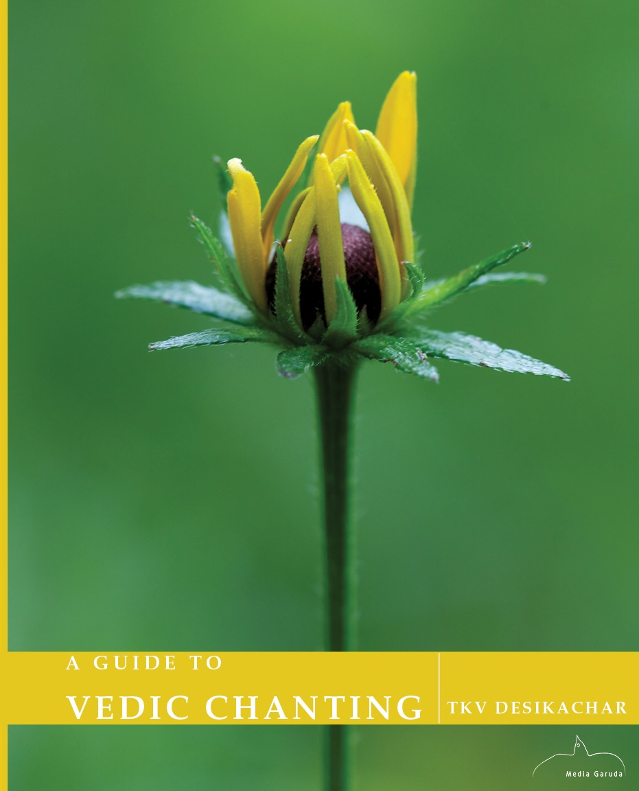 A guide to Vedic Chanting
