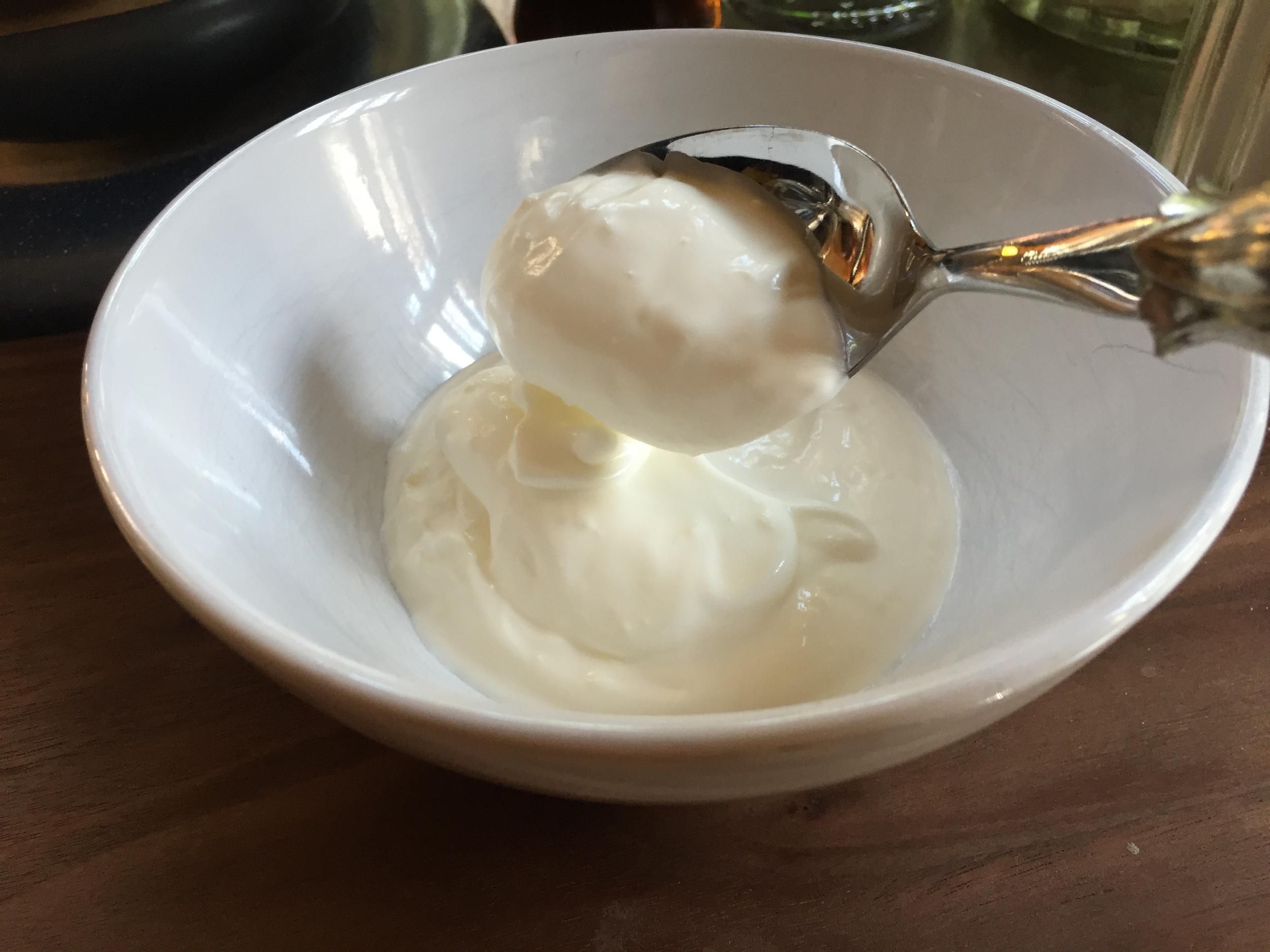 Homemade Crème Fraîche