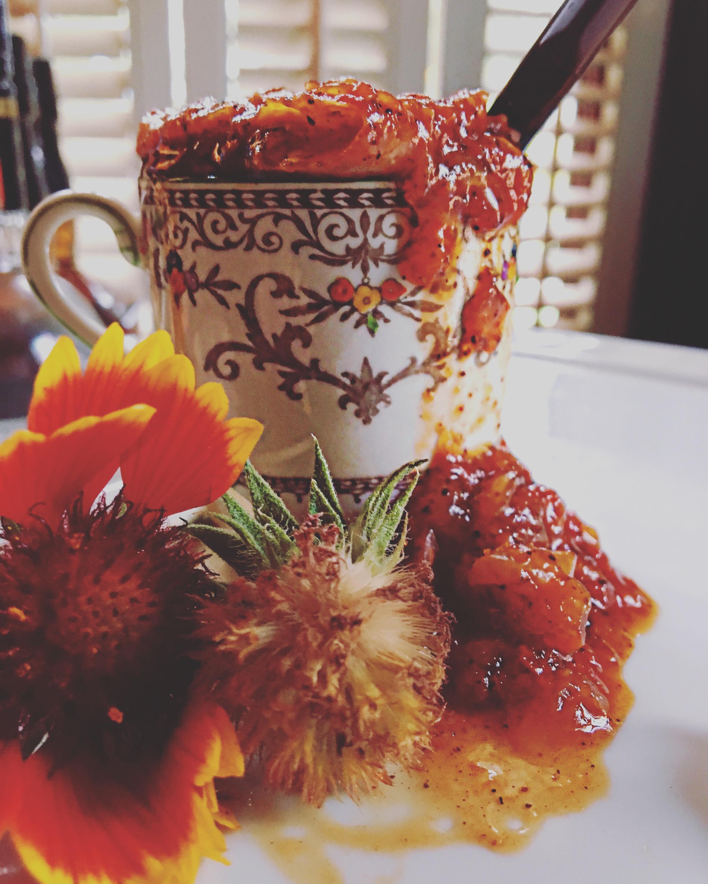 Spicy Tomato & Mango Jam is the JAM!