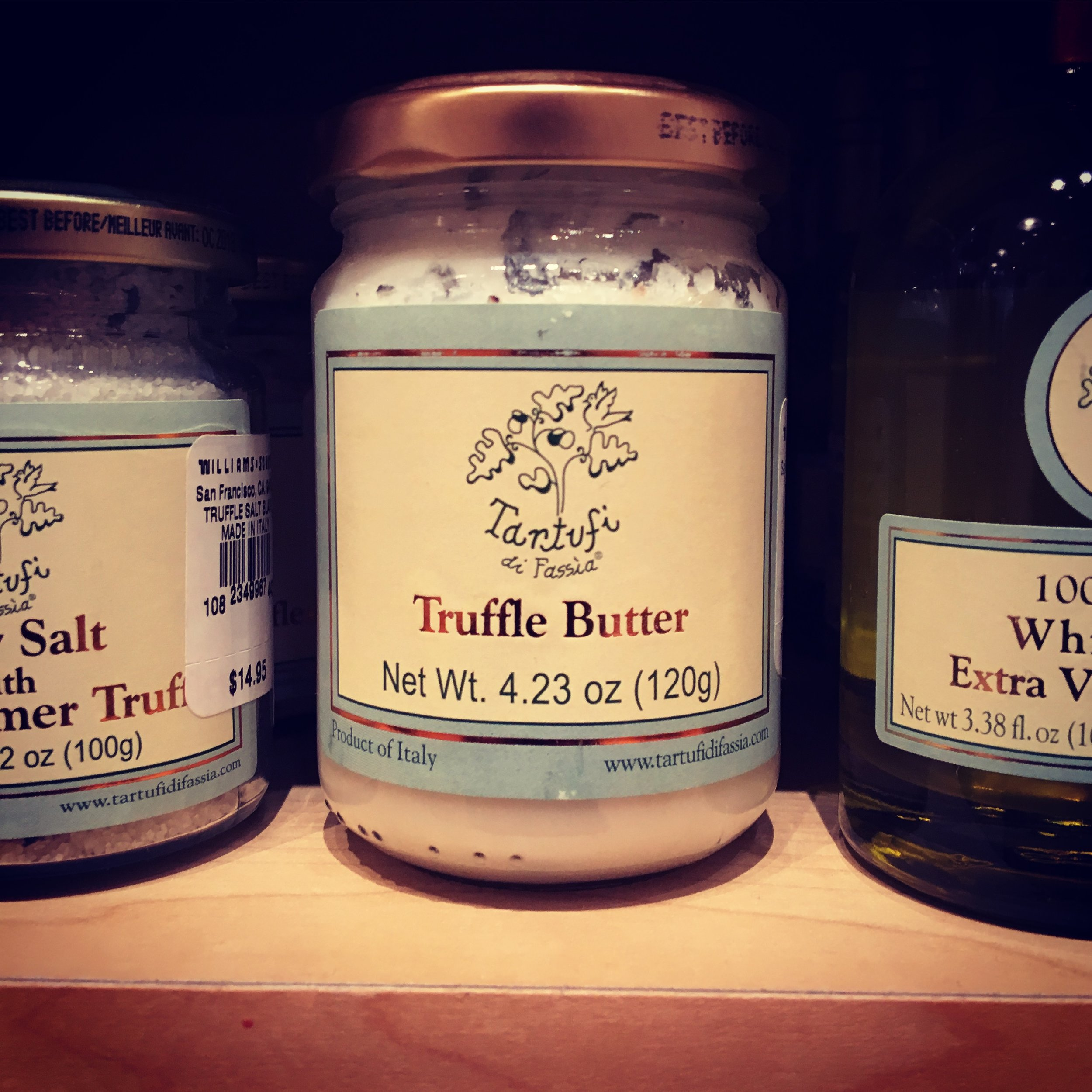 Truffle Butter from Williams-Sonoma Penn Square Mall in OKC