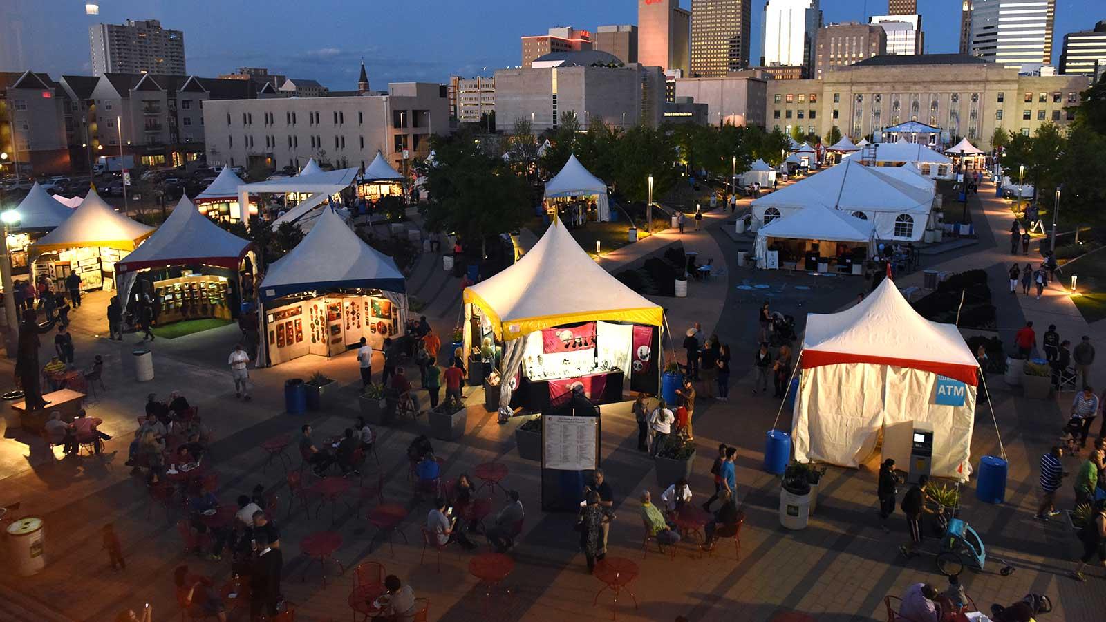 Festival of the Arts, Oklahoma City