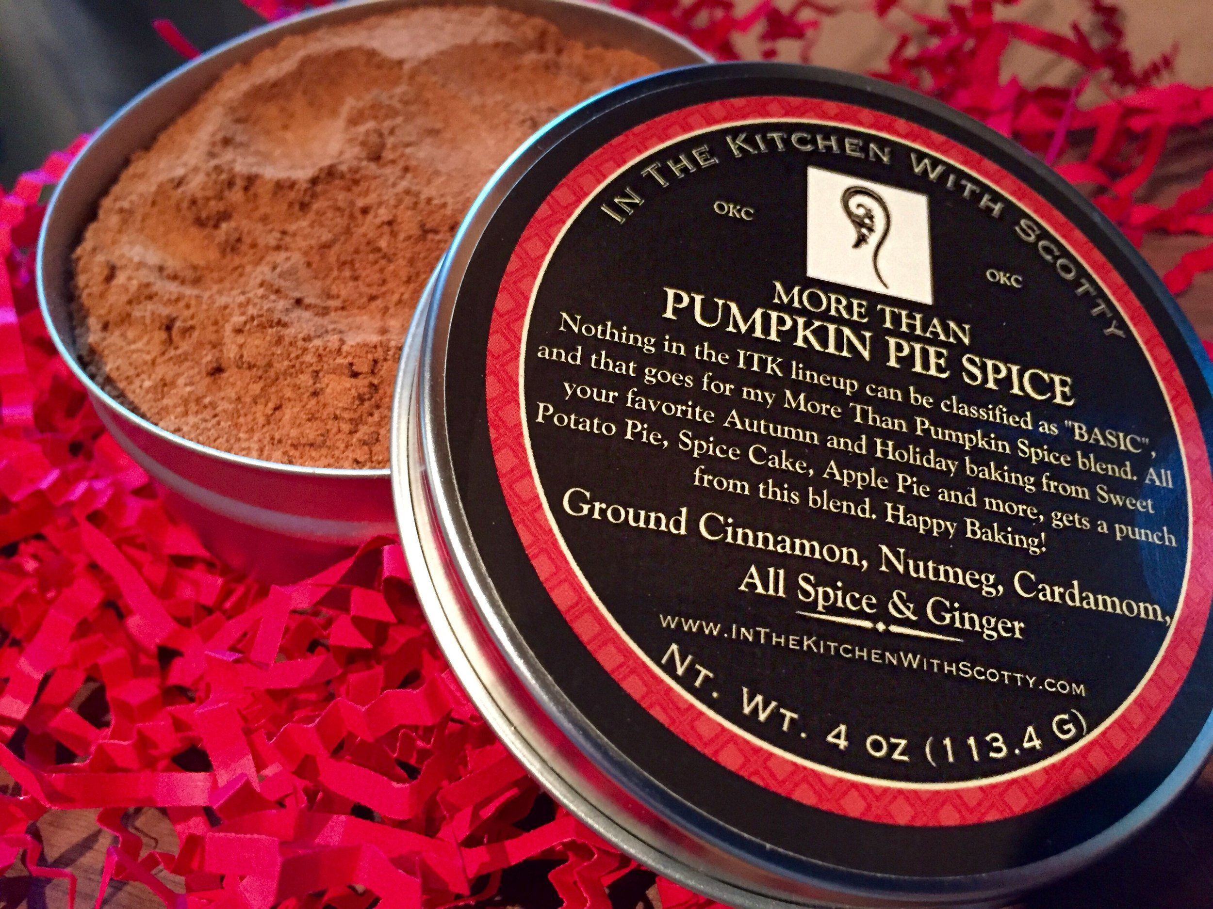 More Than Pumpkin Pie Spice   ... so many uses and so much more!