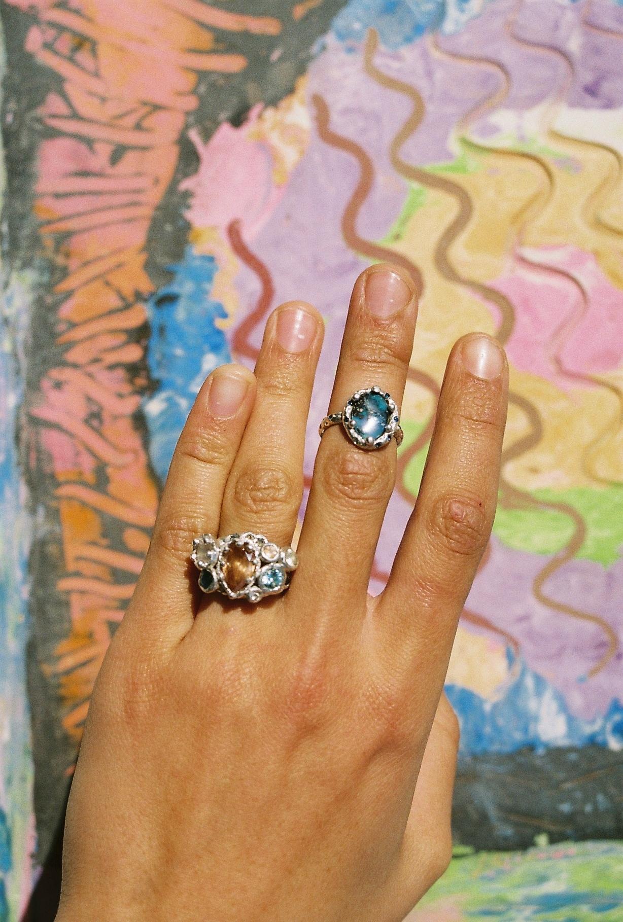 ada-hodgson-silver-gold-contemporary-australian-jewellery-designer-jeweller-design-handmade-mebourne-custom-engagement-wedding-enamel-sterling-jewelry-statement-ring-earrings