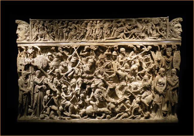Portonaccio Sarcophagus