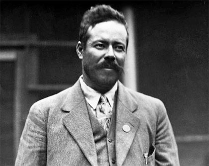 Vice President Pancho Villa