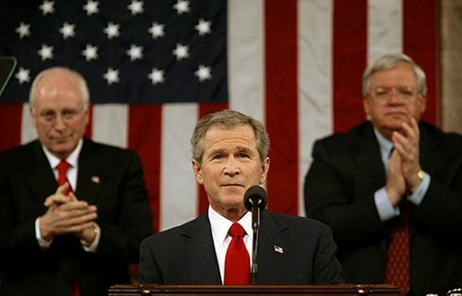 George W. Bush, 2005 State of the Union Address