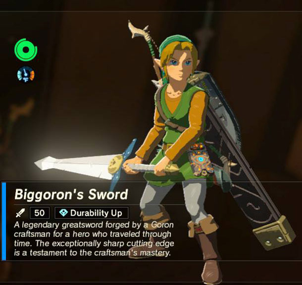 Also not Simon, but he has a bigass sword too