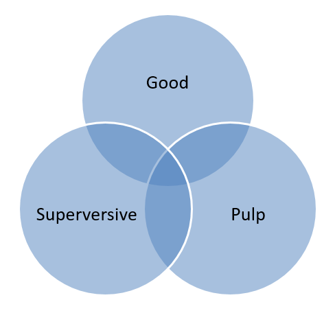 The Good, the Pulp, and the Superversive