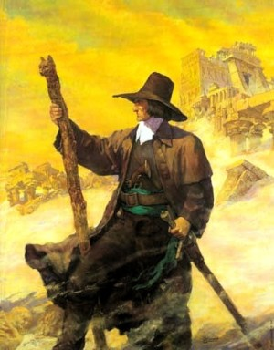 Solomon Kane – illustrated by Gary Gianni