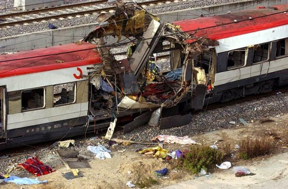 2004 Madrid Train Bombings