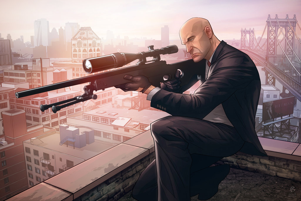Hitman: Sniper Challenge  by  PatrickBrown