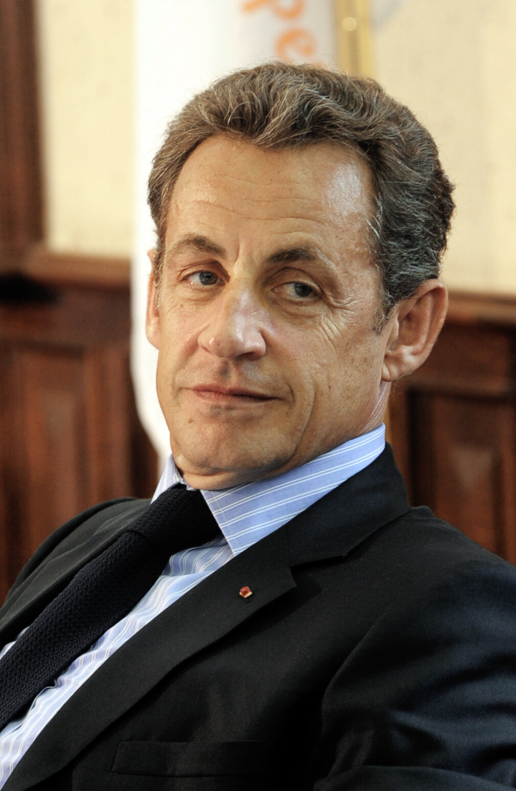 Nicolas Sarkozy  By European People's Party - EPP Summit October 2010, CC BY 2.0, https://commons.wikimedia.org/w/index.php?curid=12162667