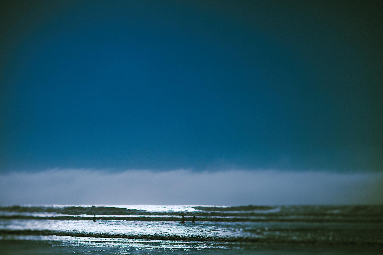Surfers, South Jetty, Westport