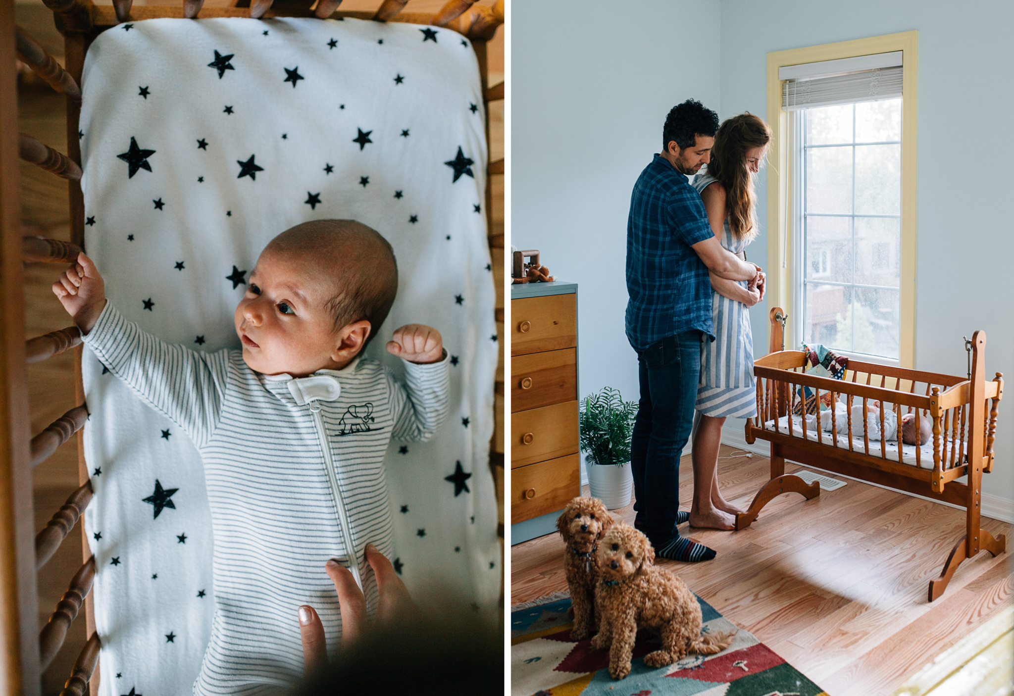 West Vancouver At Home Lifestyle Newborn Photographer - Emmy Lou Virginia Photography-6.jpg