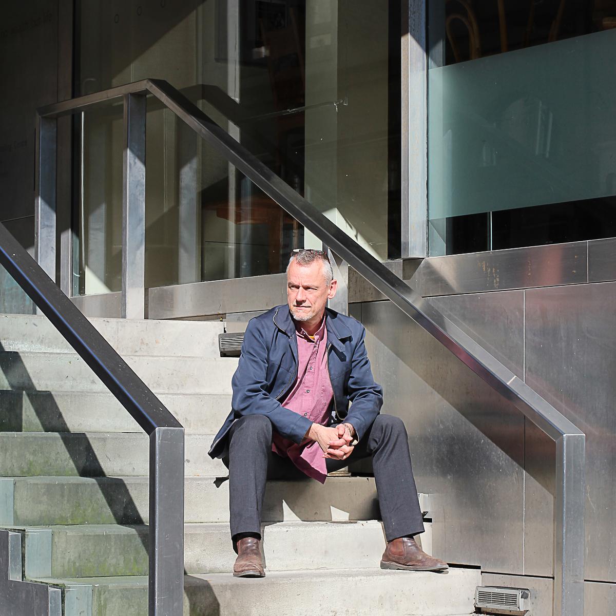 Malcolm Fraser, architect