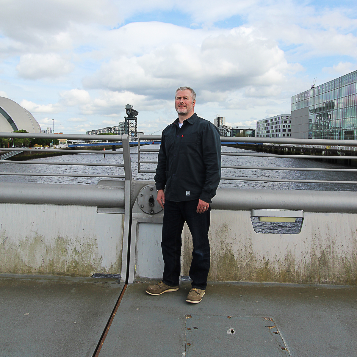 Nick Higgins, filmmaker