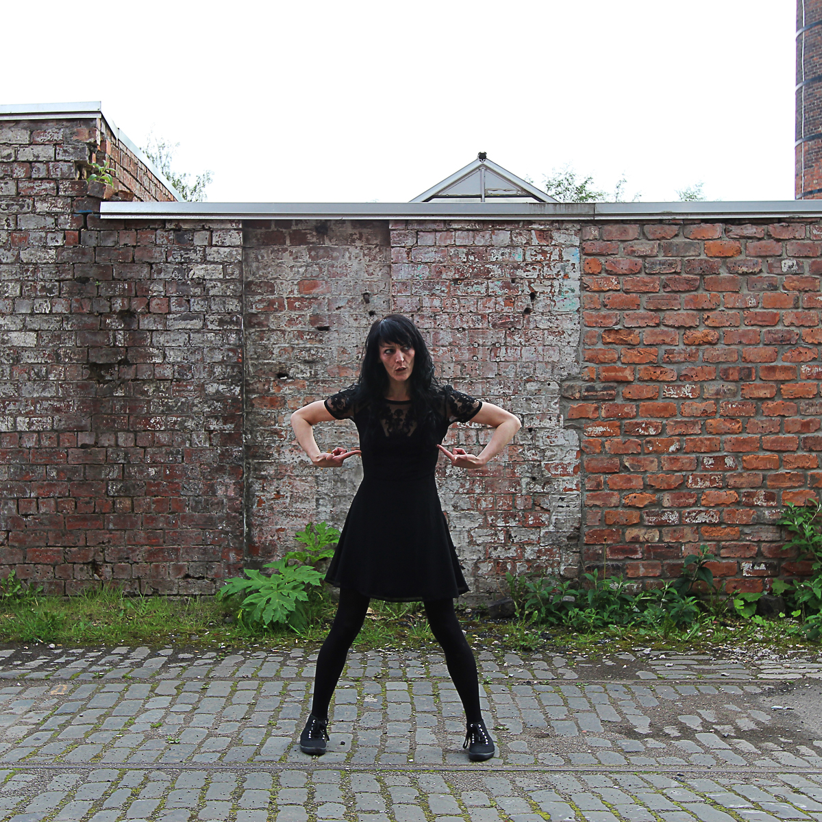 Ruth Mills, dancer