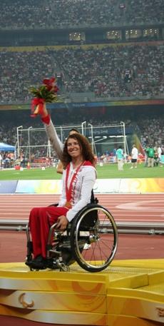 200m Victory Ceremony