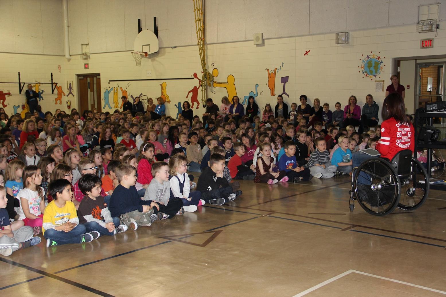 Springfield Heights Elementary School 2013