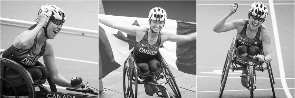 Photo Courtesy of Canadian Paralympic Committee