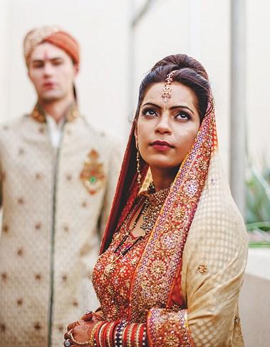 Beautiful Bridal Up do