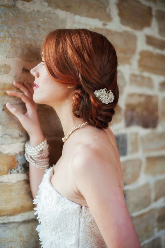 The beautiful Bryony at Hendall Manor