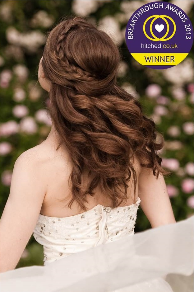 Wedding and Bridal hair styling London