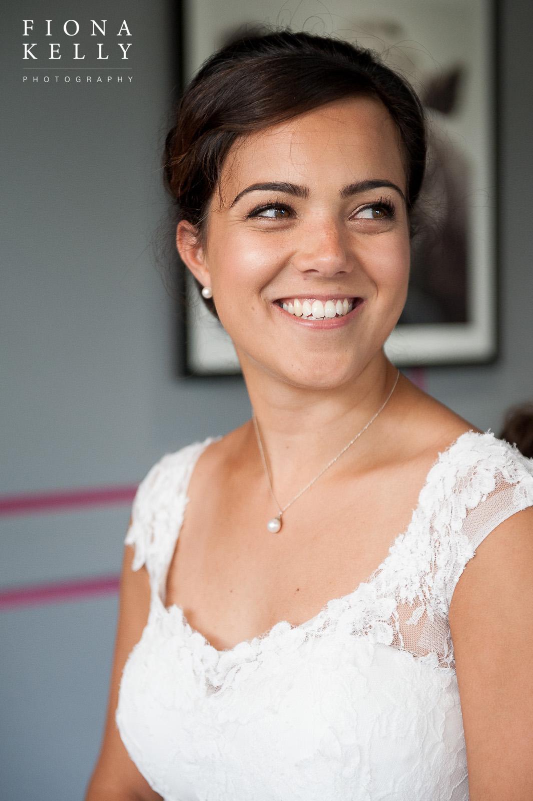 Bridal hair styling Surrey