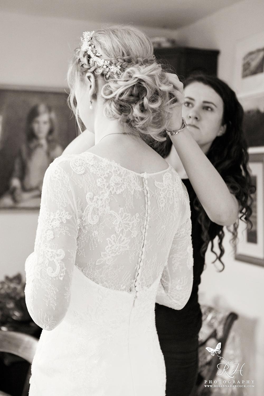 Bridal hair and make up Hertfordshire