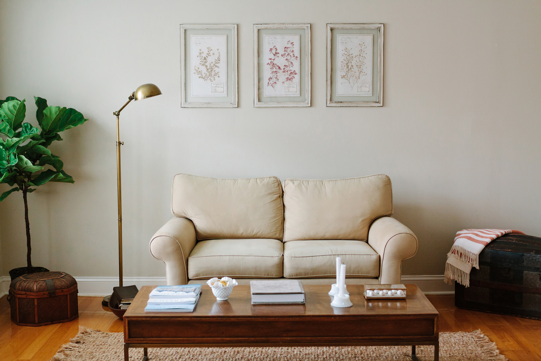 Rearrange and Refresh Your Living Room